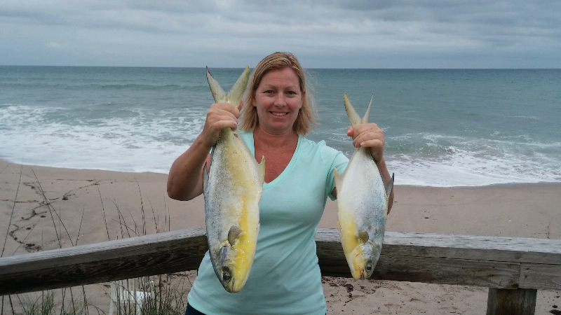 Melbourne Beach Fl Surf Fishing Report